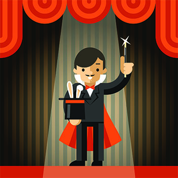 Is There a Magician's Secret to Creating a Business That Works?