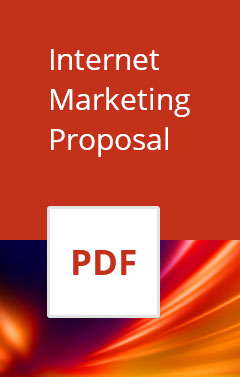 Sample Proposal For Marketing Services Karlapa Ponderresearch Co